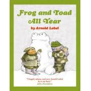 汪培珽第三阶段 :Frog and Toad All Year by Arnold Lobel